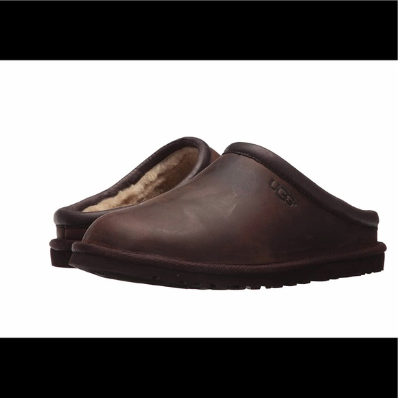 459e1fb0110 UGG Men's Classic Clog Mule NWT